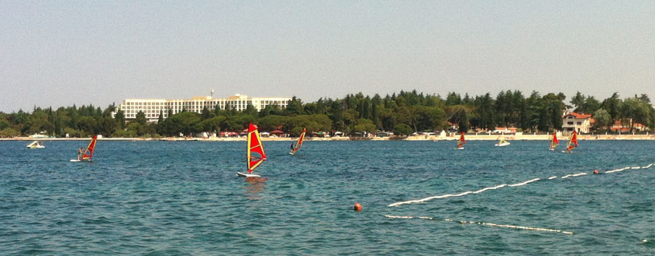 windsurf location for beginners